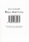 BOYS DON'T CRY - Da San Pietroburgo a Kuala Lampur. Un romanzo di non formazione