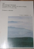 Atti del convegno nazionale Strategia '80 per i parchi e le riserve d'Italia. Cronache e relazioni.