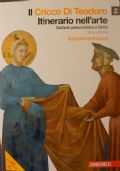 DALL'ARTE PALEOCRISTIANA A GIOTTO - IL CRICCO DI TEODORO ITINERARIO NELL'ARTE 2 - VERSIONE ARANCIONE