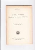 La storia di Venezia nell'opera di Vittorio Lazzarini / estratto da Nuova Rivista Storica Anno XLIV - fasc.II 1960