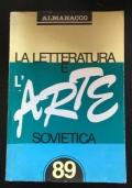 La letteratura e l'arte sovietica 89