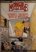 Martin Mystere - Codici, archivi, reti & mysteri