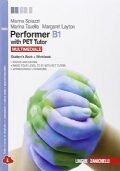 PERFORMER B1 vol. TWO MULTIMEDIALE with PET Tutor - Student's Book + Workbook
