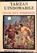 Tarzan l'indomabile (tavole illustrate di F. Fabbi)