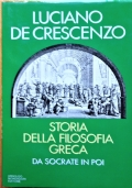 Storia della filosofia greca da Socrate in poi