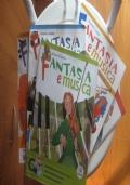Fantasia e musica voll. A+B+C+laboratori di competenze + 2 cd