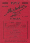 Guida Michelin Italia 1957 - Ristampa