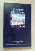 I quaderni di cultura del Galvani. anno 22 n.2