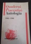 QUADERNI PIACENTINI ANTOLOGIA 1962-1968