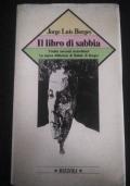 Il libro di sabbia - Borges, prima edizione italiana