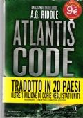 Atlantis Code. The revelation saga