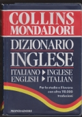 Webster's third new international dictionary of the English language unabridged - and seven language dictionary. Tre volumi.