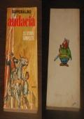 ZACK  avventura N. 1,  AQUILA, Editore Corriere della Sera 1974.