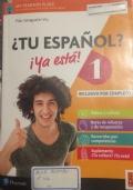 Tu espanol? Ya esta�!