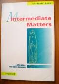 INTERMEDIATE MATTERS