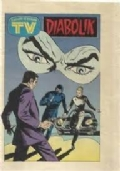 DIABOLIK - FUMETTI D'ESTATE - APPLAUSI PER DIABOLIK