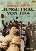 Junge Frau von 1914