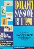 Bolaffi Sassone Blu 1990