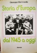 Storia d'Europa dal 1945 a oggi