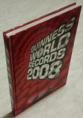 GUINNESS WORLD RECORDS 2008 CON STRAORDINARIE PAGINE FLUORESCENTI