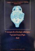 V Rassegna di archeologia subacquea, V premio Franco Papò (atti)