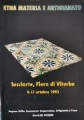 Etna Materia e Artigianato: fiera di Viterbo 9-17 ottobre 1993