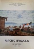 Antonio Briguglio: retrospettiva 1965-1990