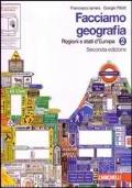 FACCIAMO GEOGRAFIA vol.2: regioni e stati d'Europa