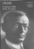 Il giuoco delle perle di vetro. Saggio biografico sul Magister Ludi Josef Knecht pubblicato insieme con i suoi scritti postumi.