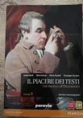 IL PIACERE DEI TESTI L'età napoleonica e il Romanticismo Volume 4