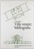VILLE VENETE - BIBLIOGRAFIA