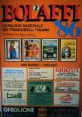 Bolaffi 86 (vol. 2) - Catalogo nazionale dei francobolli italiani