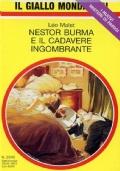 NESTOR BURMA E IL CADAVERE INGOMBRANTE (IL GIALLO MONDADORI N. 2343) - LÉO MALET