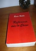 RèFLEXIONS SUR LA CHINE (VOL. II)