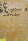 Letteratura italiana Calderini 3
