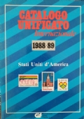 Catalogo Unificato Internazionale 1988-89: Stati Uniti d'America
