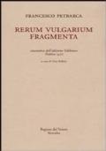 Rerum vulgarium fragmenta