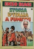 Storia d'Italia a Fumetti volume 10
