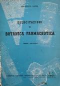 Esercitazioni di botanica farmaceutica