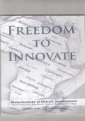 FREEDOM TO INNOVATE  - AFRICA-