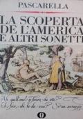 La scoperta de l'america e altri sonetti