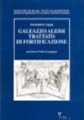 GAETANO ALESSI - TRATTATO DI FORTIFICAZIONE