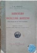 DARWINISMO E SOCIALISMO MODERNO