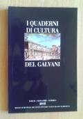 I quaderni di cultura del Galvani. anno 23 n.1