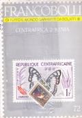 Francobolli di tutto il mondo 71. Uganda/Centrafrica 1