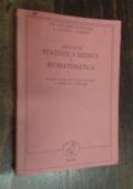 Appunti di statistica medica e biomatematica