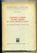 P. BELLINI - OBBLIGAZIONE DA PROMESSA CON OGGETTO TEMPORALE NEI SEC. XII-XIII