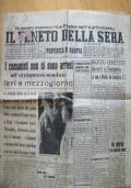 IL VENETO DELLA SERA Provincia di Padova - 9-10 Marzo 1939 - Anno XVII E. F.