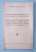 Confederazione Fascista degli Agricoltori - Contratto Collettivo Nazionale di Lavoro (1936-XV)