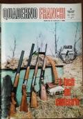 Quaderno Franchi Rivista di caccia e tiro I Fucili del Centenario